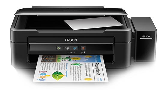 Epson L565 Printer Wi-Fi All-in-One Ink Tank Printer - Excel