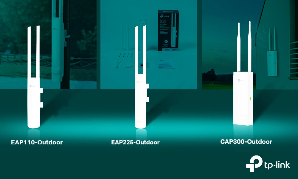 Basics of Outdoor Access Points