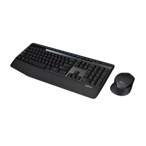 Logitech MK345 Wireless Keyboard Mouse Combo