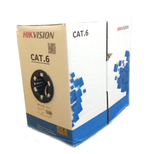 Hikvision DS-1LN6-UE-W CAT6 Network Cables