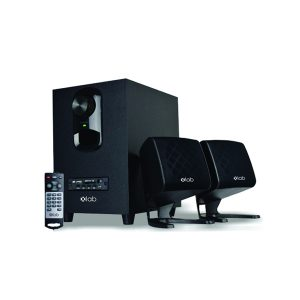 X-Lab M-208DBT 2.1 Multimedia Speaker with DC Power Function