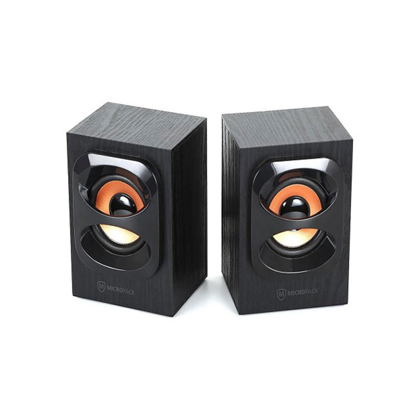 Micropack MS-212W Portable Mini Speakers